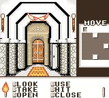 "Shadowgate Classic Game Boy Color ""Private eyes, they're watching you. They see your every move."""