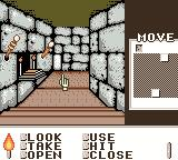 Shadowgate Classic Game Boy Color Whatever you do, don't take the book.