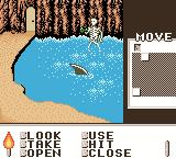 Shadowgate Classic Game Boy Color Memo to me: Don't go swimming.