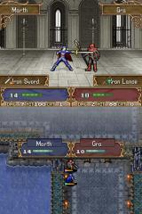 Fire Emblem: Shadow Dragon Nintendo DS Fighting