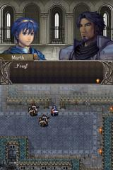 Fire Emblem: Shadow Dragon Nintendo DS More friends coming to help you