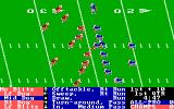 4th & Inches DOS Choose a play (EGA/Tandy)