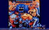 Ghosts 'N Goblins Atari ST Title screen
