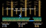 Ghosts 'N Goblins Atari ST Entering the forest