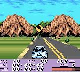 V-Rally: Championship Edition Game Boy Color A curve is ahead