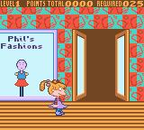 Rugrats: Totally Angelica Game Boy Color Starting at Phil's Fashions.