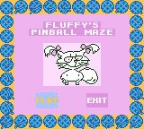Rugrats: Totally Angelica Game Boy Color Fluffy's Pinball Maze