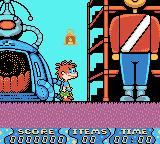 Rugrats: Time Travelers Game Boy Color I found the lantern.