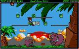 The Cool Croc Twins Atari ST A flying warning