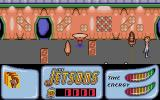 Jetsons: The Computer Game Atari ST Two moving chari's and four exits