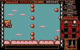 Kid Gloves II: The Journey Back Atari ST Playing a bonus game