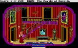 King's Quest IV: The Perils of Rosella Atari ST This house have really seen better days
