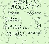 The Rugrats Movie Game Boy Bonus bounty