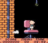 The Rugrats Movie Game Boy Color Starting location