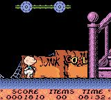 The Rugrats Movie Game Boy Color GOAL!