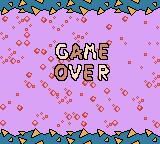 The Rugrats Movie Game Boy Color I died but didn't retry. Game over.