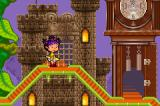 Rugrats: Castle Capers Game Boy Advance Starting location. From here, you enter the levels.