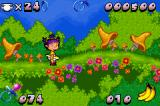 Rugrats: Castle Capers Game Boy Advance Starting Beanstalk Babies.
