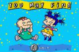 Rugrats: Castle Capers Game Boy Advance If you play as Tommy, you may find Lil and Kimi.