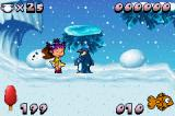 Rugrats: Castle Capers Game Boy Advance Starting Snow Problem.