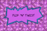 Rugrats: I Gotta Go Party Game Boy Advance Flip 'N' Twist.
