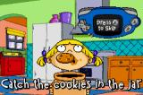 Rugrats: I Gotta Go Party Game Boy Advance Instructions for Angelica's Cookies.