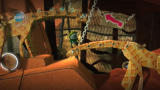 LittleBigPlanet PlayStation 3 Ride on these giraffe necks to reach higher areas