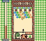 Bust-A-Move Millennium Game Boy Color I need to keep clearing bubbles until the meter on the left is at the top.