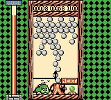 Bust-A-Move Millennium Game Boy Color The bubbles reached the bottom.