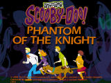 Scooby-Doo!: Phantom of the Knight Windows Title screen