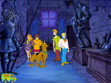 Scooby-Doo!: Phantom of the Knight Windows In the armory