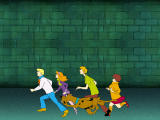 Scooby-Doo!: Phantom of the Knight Windows Running for dear life after an encounter with the Black Knight