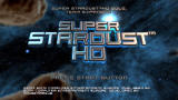 Super Stardust HD Complete PlayStation 3 Title screen