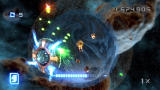 Super Stardust HD PlayStation 3 The final phase features a boss - shoot this one in his blue rockets...