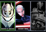 Star Wars: The Clone Wars - Path of the Jedi Browser Chapter menu