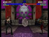Mortal Kombat 4 Nintendo 64 Throwing a rock.