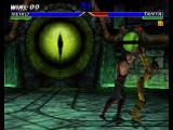 Mortal Kombat 4 Nintendo 64 One of MK4's sadistic moves