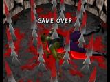 Mortal Kombat 4 Nintendo 64 Game Over