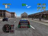 Rally Challenge 2000 Nintendo 64 Championship race in the Spain course