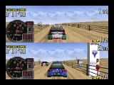 Rally Challenge 2000 Nintendo 64 2-player race