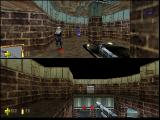 Turok 3: Shadow of Oblivion Nintendo 64 2-player game in Capture the Flag
