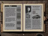 Waterworld DOS Newspaper clippings found during mission