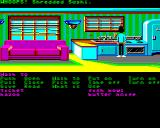 Zak McKracken and the Alien Mindbenders Amiga Getting rid of the fish (honoring its name)