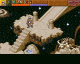 Heimdall 2: Into the Hall of Worlds Amiga Starting point