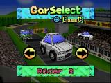 Penny Racers Nintendo 64 Car selection