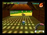 Penny Racers Nintendo 64 Distant view