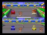 Penny Racers Nintendo 64 4-player race