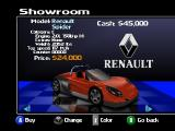 Roadsters Nintendo 64 Buying a car.