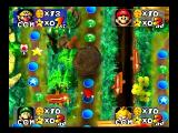 Mario Party Nintendo 64 Activating a trap.