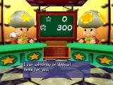 Mario Party Nintendo 64 The Mushroom Bank where you can deposit stars and coins you have earned.